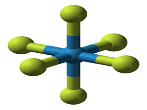 TUNGSTEN HEXAFLUORIDE